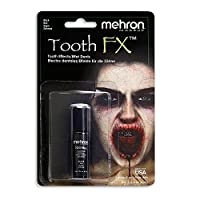 [Mehron]Mehron Tooth F/X Carded Black TFX-B [並行輸入品]