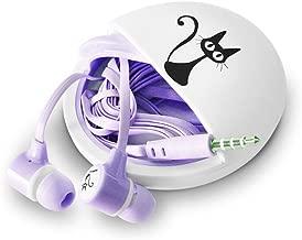 Best purple cat earphones Reviews