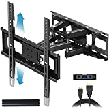 "Best Full Motion Tv Wall Mounts - Everstone TV Wall Mount for Most 32""-65"" TVs Review"