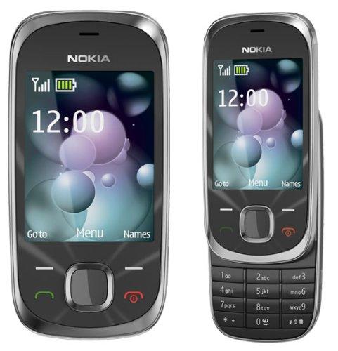 Nokia 7230 Graphite Slider Handy Ohne Simlock