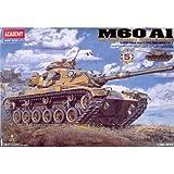 Academy Models Academia 1/48 Nosotros Ejército Principal Carro De Combate M60 Kit Tanque...