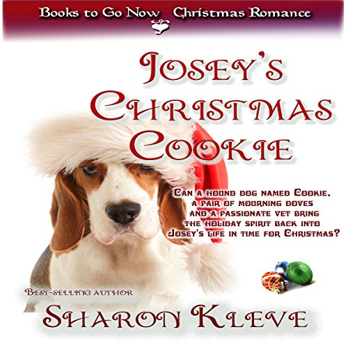 Josey's Christmas Cookie audiobook cover art