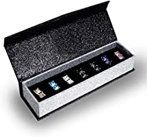 Her Jewellery 7 Days Princess Earrings Set - Embellished With Crystals From Swarovski set with box