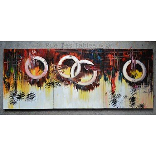 ruedestableaux - Tableaux abstraits - tableaux peinture - tableaux déco - tableaux sur toile - tableau moderne - tableaux salon - tableaux triptyques - décoration murale - tableaux deco - tableau design - tableaux moderne - tableaux contemporain - tableaux pas cher - tableaux xxl - tableau abstrait - tableaux colorés - tableau peinture - Olympe déchue