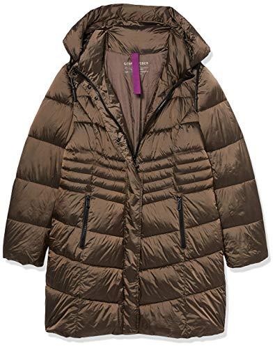 GERRY WEBER Edition Womens Mantel Nicht Wolle Trenchcoat, Desert, 46