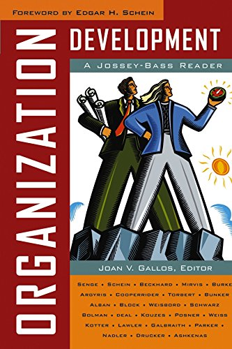 Compare Textbook Prices for Organization Development: A Jossey-Bass Reader 1 Edition ISBN 9780787984267 by Joan V. Gallos,Edgar H. Schein
