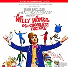 willy wonka and the chocolate factory cd
