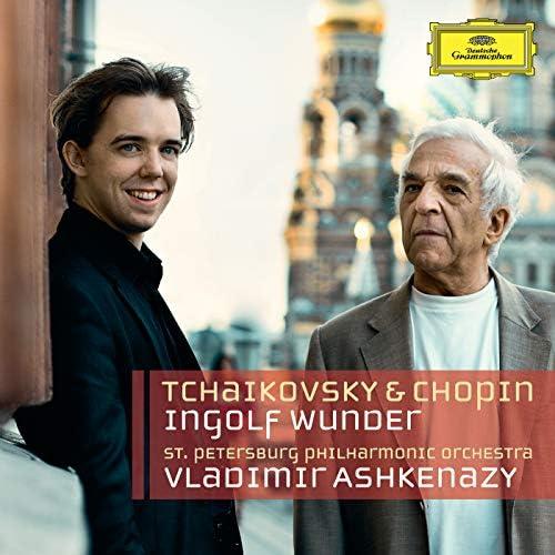 Ingolf Wunder, St. Petersburg Philharmonic Orchestra & Vladimir Ashkenazy
