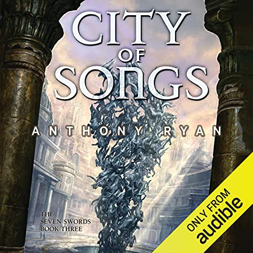 City of Songs cover art