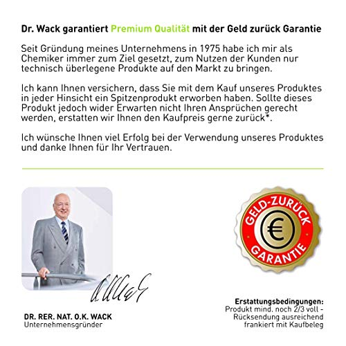 Dr. Wack - P21S HIGH END Felgenreiniger, 750 ml (#1230)