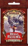 IELLO Hero Realms - Deck de Boss : Dragon - Booster 30 Cartes VF