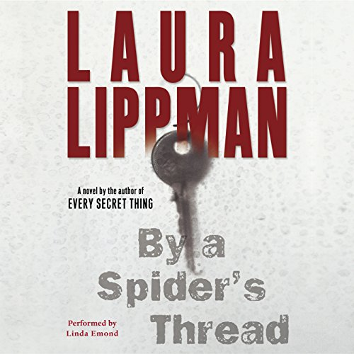 By a Spider's Thread audiobook cover art