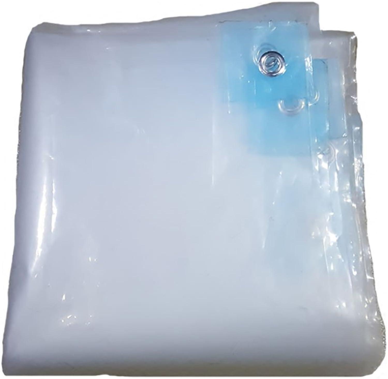 CAOYU Transparente regendichte Sonnenschutzplane, Pflanzen staubdicht und Winddicht Schuppen Tuch Isolierung Tuch Besteändig gegen hohe Temperatur und Anti-Aging B07JD3XL5L  Hohe Qualität und geringer Aufwand