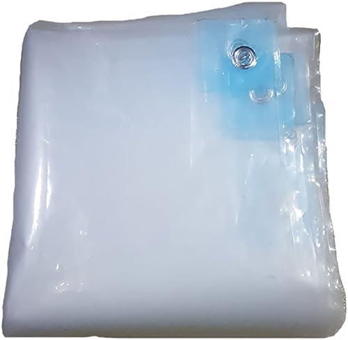 XJLG-Bache Tissu imperméable Bache de prougeection solaire imperméable à l'eau transparente, plante antipoussière et coupe-vent tissu d'isolation de tissu résistant à haute température et anti-vieilliss