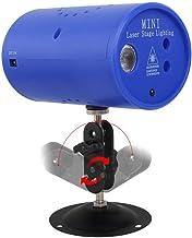 JCCOZ-URG Stage Remote Control Voice Control Stage Light BarLaser Light Projection Lamp Ktv Flash Colorful Lights Bar Lase...