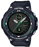 [カシオ] 腕時計 スマートアウトドアウォッチ プロトレックスマート GPS搭載 WSD-F20X-BK メンズ ブラック