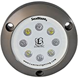 Lumitec SeaBlaze3 LED Underwater Boat Light,...