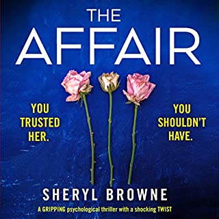 The Affair audiobook cover art