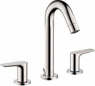 Hansgrohe 71533001 Logis Bathroom Faucet, Small, Chrome