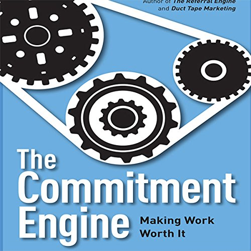 The Commitment Engine audiobook cover art