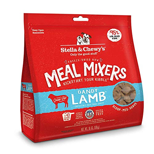 Stella & Chewy's meal Mixers Freeze-Dried Raw