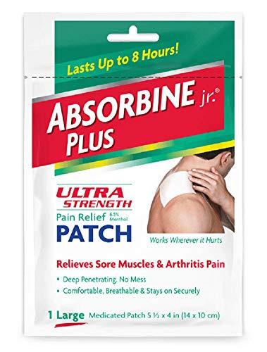 (Pack of 8) Absorbine Plus Jr, Ultra Strength Pain...