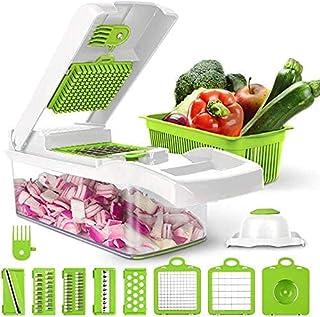Vegetable chopper & Slicer 12 in 1 for vegetable and Fruit