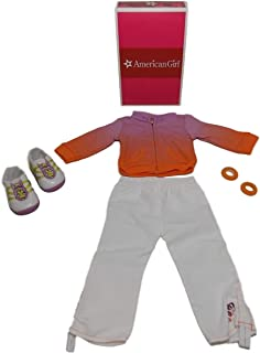 American Girl Doll Mckenna's Warm-up Outfit