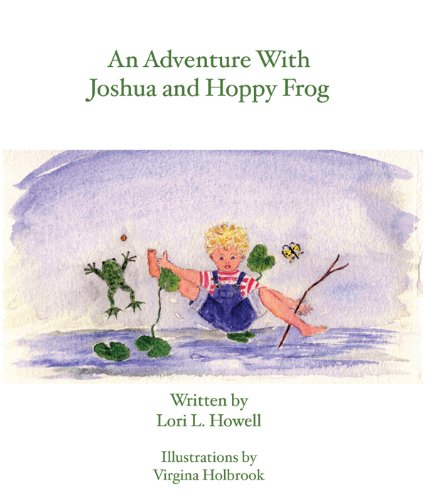 An Adventure With Joshua and Hoppy Frog (Golden Puff Books)