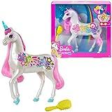 Barbie Dreamtopia Brush 'n Sparkle Unicorn from Barbie