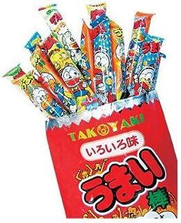 〔駄菓子〕特大!うまい棒(1袋)  / お楽しみグッズ(紙風船)付きセット
