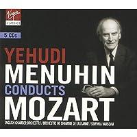 Menuhin Conducts Mozart: Symphonies 35-41 by Yehudi Menuhin