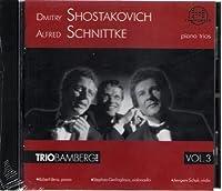 Shostakovich: Piano Trios 1-2 / Schnittke: Piano Trio (1985-1992)