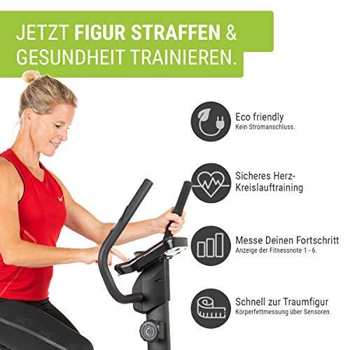 Fitness Trainingsrad HAMMER Heimtrainer Cardio T3 Bild 4*