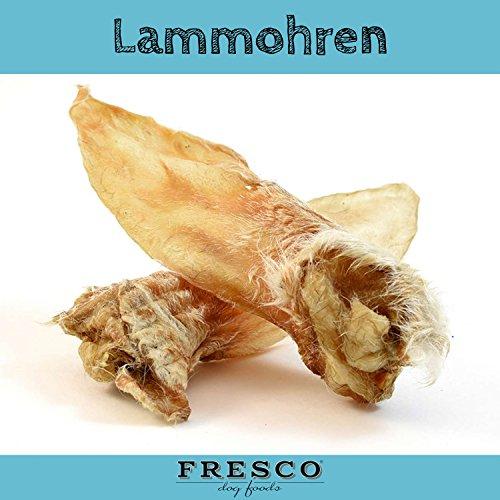 Fresco Dog Lammohren 500g