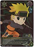 Naruto - Uzumaki 072 - Battle Tin - Super Rare - Foil