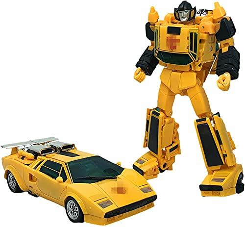 PPOI Transformers Studio Series Transformer Toys Masterpiece MP-39 Solidario KO Versión de acción Figura 7 Pulgadas para Regalos de cumpleaños para niños niñas