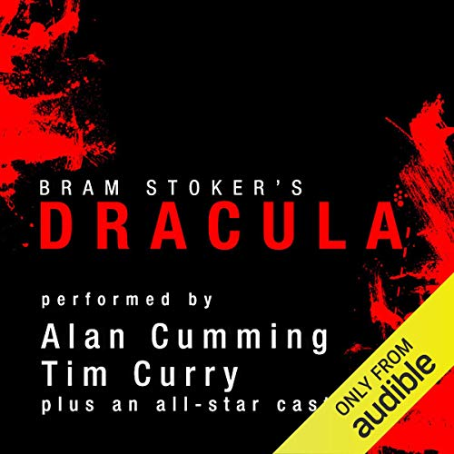 Dracula [Audible Edition] Audiobook By Bram Stoker cover art