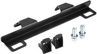 Fesjoy Autosicherheitssitzhalterung Universal-Stahlriegel f/ür ISOFIX-Gurtverbindungsgurthalterung Autosicherheitssitzhalterung