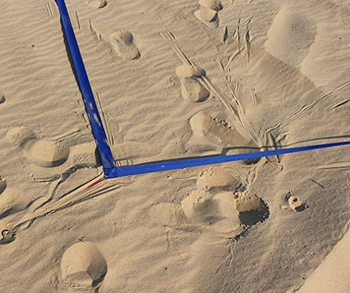 RASport Beach Basic Court Line 50mm Blue