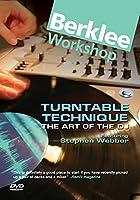Berklee Prss Turntable Technique DVD