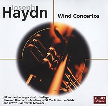 Haydn: Wind Concertos