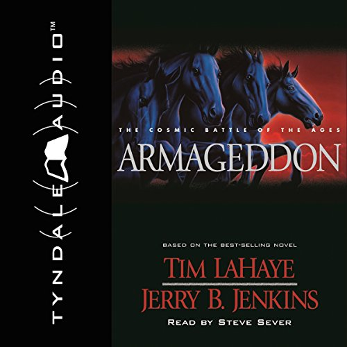 Armageddon audiobook cover art