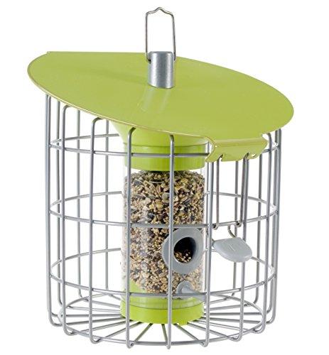 The Nuttery Roundhaus Distributeur de graines Compact pour Oiseaux