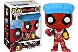 Marvel Pop! Figura de Deadpool (Vinilo)...