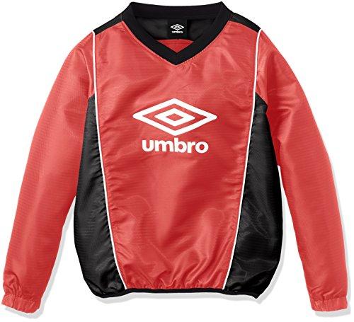 デサント アンブロ クーポン対象商品 サッカー ジュニアピステ JR.ウィンドアップピステ UBA4540J MRBK ボーイズ MRBK クーポンコード:7PSSAG7