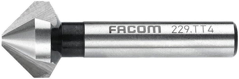 FACOM Senkfraeser, Durchmesser 20,5mm 63mm lang, 1 Stück, 229.TT4 B00B1C49T4 | Schön In Der Farbe