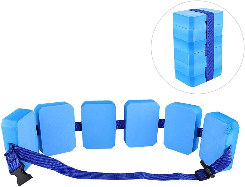 Naroote 水泳用フロート 軽量ウエスト エチレン酢酸ビニルコポリマーフロート キックボード 調節可能なベルト付き 生活安全 水泳 学習 トレーニング補助