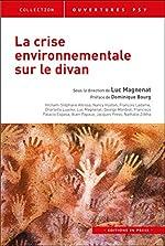 La crise environnementale sur le divan de Luc Magnenat