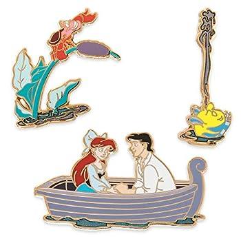 Disney The Little Mermaid Pin Set – Kiss The Girl